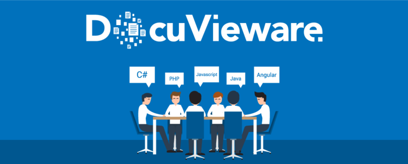 DocuVieware HML5 Viewer and Document Management