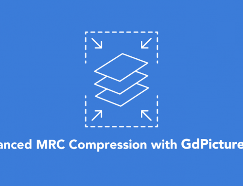 Reduce Documents and Images without Losing Quality with MRC Compression