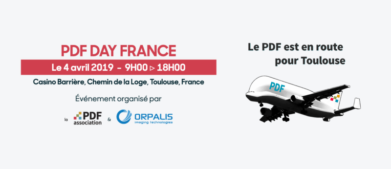 PDF Day France Toulouse