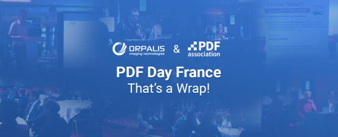 PDF Day France - That's a wrap!