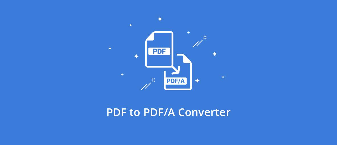 PDF to PDF/A Converter