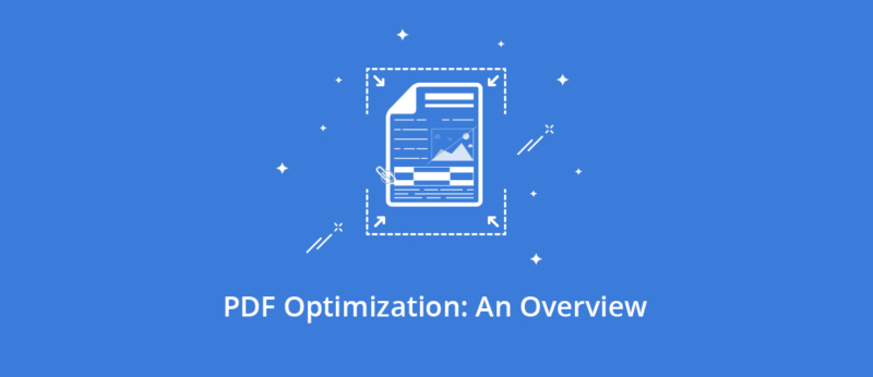 PDF Optimization: An Overview