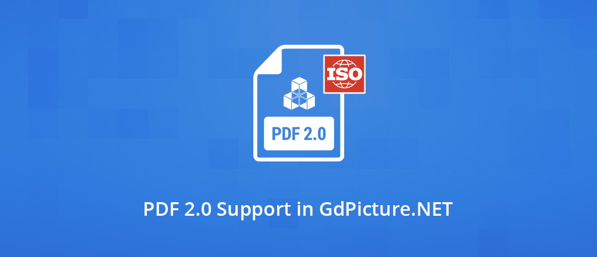 PDF 2.0 Support in GdPicture.NET