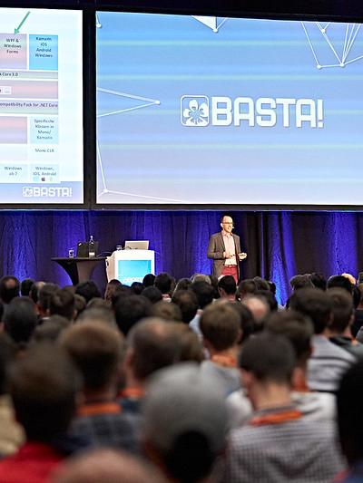 Image of BASTA! Event