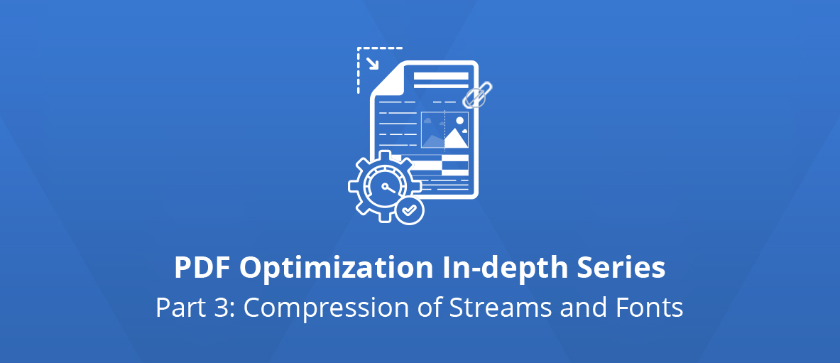 Lossless Methods: Compression of Streams and Fonts