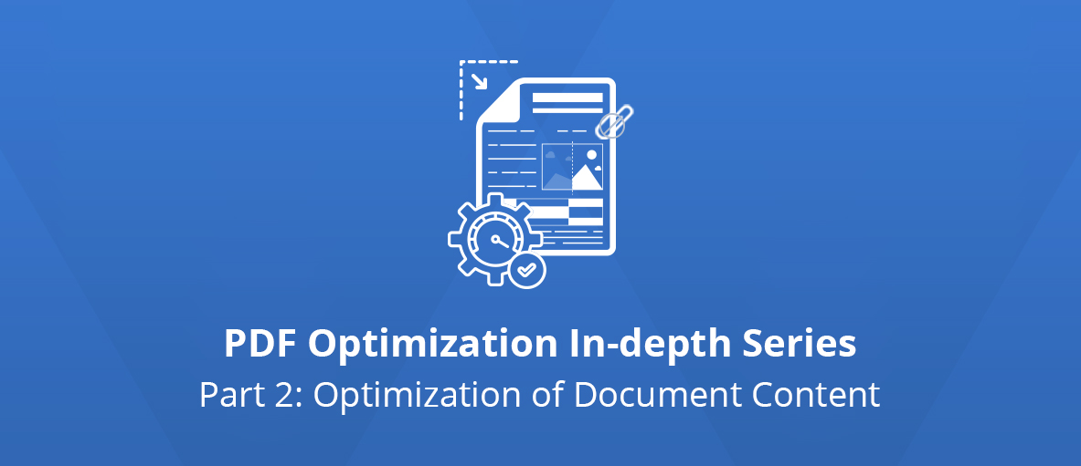 Lossless Methods: Optimization of Document Content