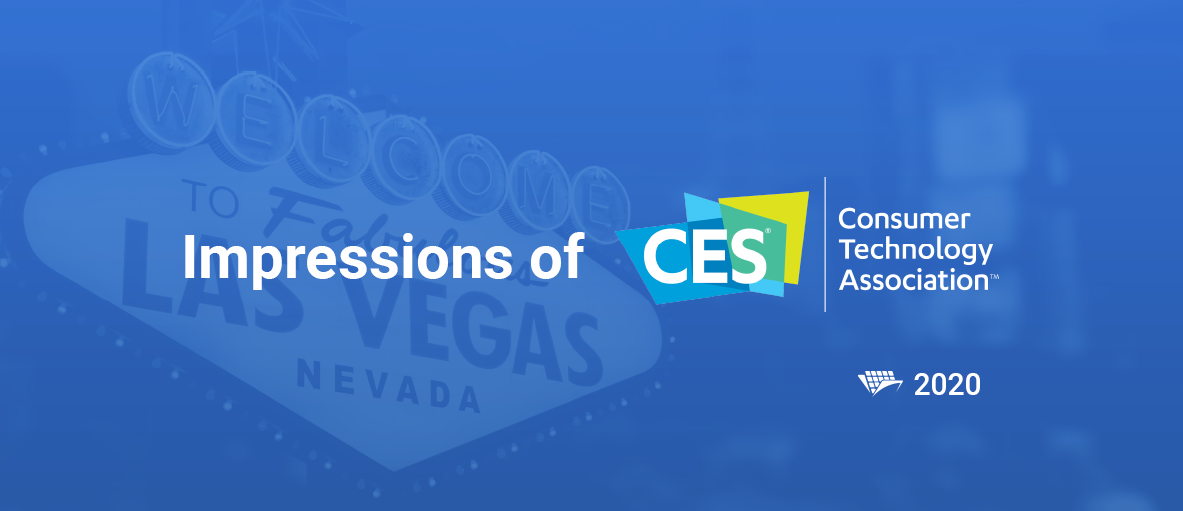 PassportPDF at CES 2020: Impressions