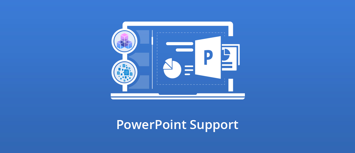 Microsoft PowerPoint Support in GdPicture.NET and DocuVieware illustration