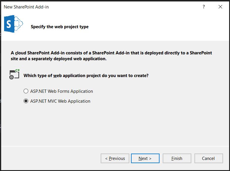 SharePoint ASP.NET MVC Web Application