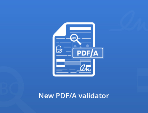 New PDF/A validator