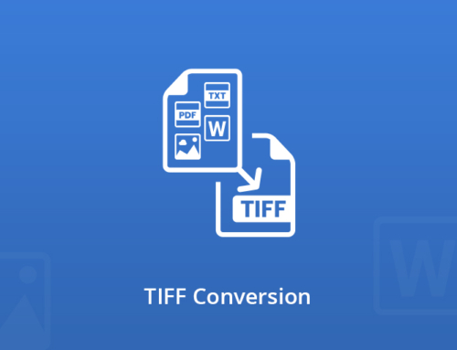 Convert PDF, Documents, and Images to TIFF