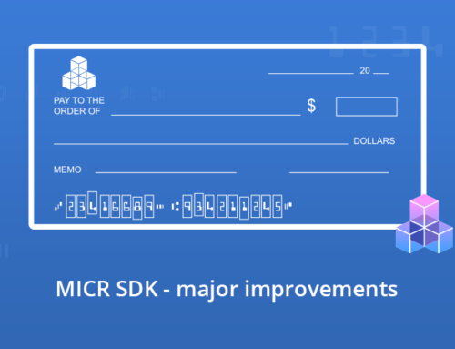 Major Improvements of the MICR Detection and Recognition Engine